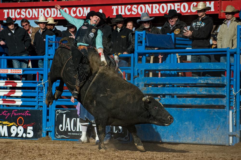 Tucson Rodeo - La Fiesta de los Vaqueros - day 9