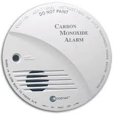 Carbon Monoxide Detector Picture
