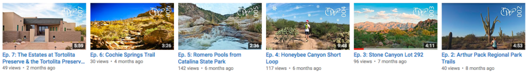 Around Tucson Video Series