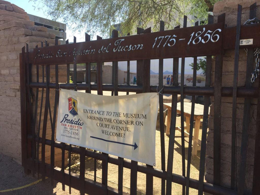 Downtown Tucson's Historic Turquoise Trail